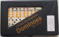 DOMINO DBL 6 COLORDOT/STD