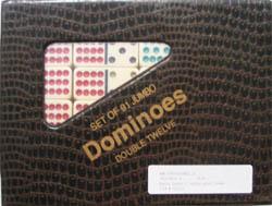 DOMINO DBL 12 COLORDOT/JMB