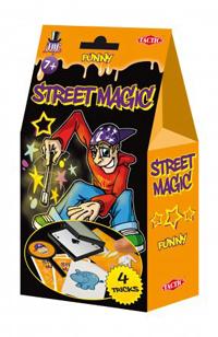 TOP STREET MAGIC ORANGE **