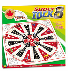 SUPER TOCK (8 PLAYERS)