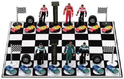 Racing Chess (Auto)