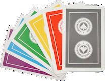 BRIDGE CARDS BARON ACBL