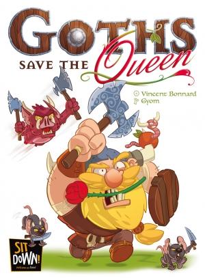 GOTHS SAVE THE QUEEN (BIL)