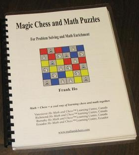 Magic Chess and Math Puzzles