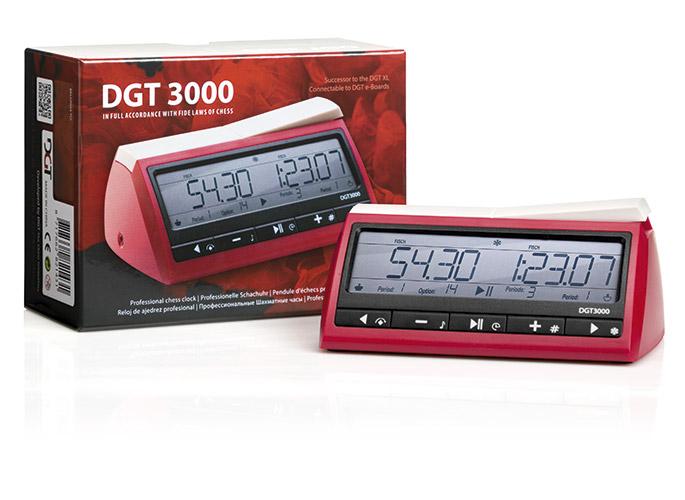 DGTXL 3000 CHESS CLOCK