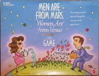 MEN MARS, WOMEN VENUS