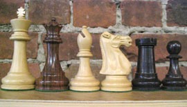 """PIECES WOOD 4"""" ROSEWOOD MODEL 021"""