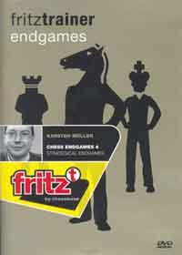 Chess Endgames 4 Strategical End. DVD