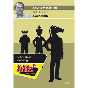 The ABC of Alekhine DVD