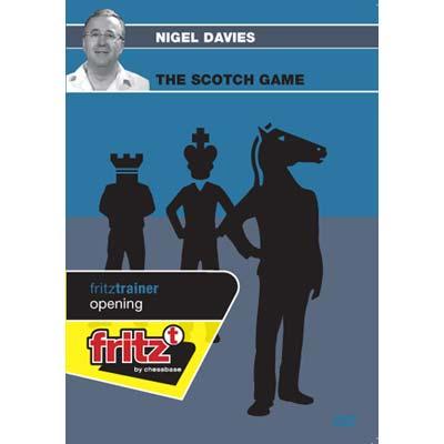 The Scoth Game - Davies DVD