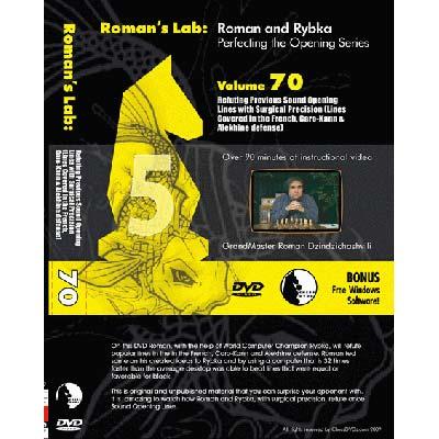 Roman's Lab 70: Refuting Previous Lines
