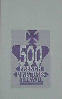 French: 500 Miniatures Vol.1