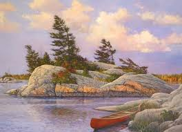 RED CANOE 1000 PC JIGSAW PUZZLE
