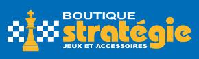 Boutique stratégie - Jeux et accessoires