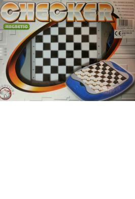 CHECKERS MAGNETIC