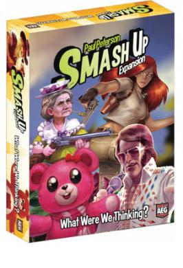 SMASH UP WHAT WERE WE THINKING? EXP (ENG)