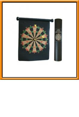Darts Magnetic in Cylinder