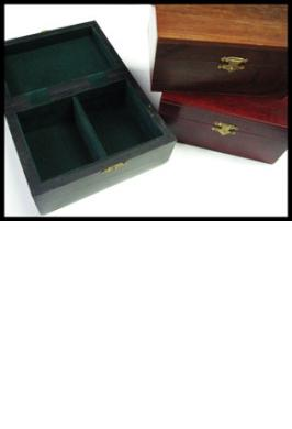 Box 3.25' Shesham Hinged