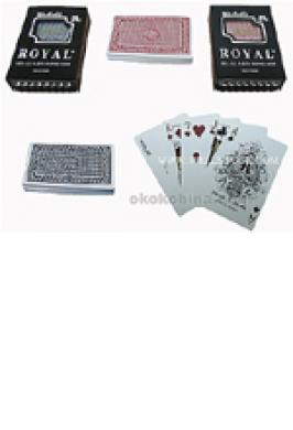 PLASTIC PLAYING CARDS BRIDGE S