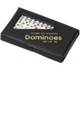 DOMINO DBL 6 IVORY REGULAR