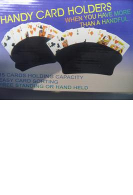 CARD HOLDER 2 PC FAN