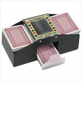 CARD SHUFFLER BATTERY (2)