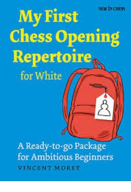 MY FIRST CHESS OPENING REP FOR WHITE