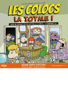 LES COLOCS: LA TOTALE