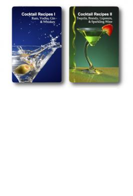 DOUBLE CARDS COCKTAIL RECIPE