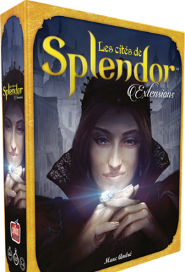 SPLENDOR - CITIES OF SPLENDOR