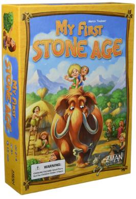 MY FIRST STONE AGE (ENG)