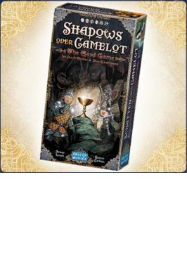 SHADOWS OVER CAMELOT CARD GAME (BIL)