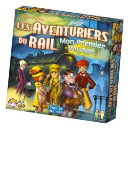 AVENTURIERS DU RAIL : MON PREMIER VOYAGE (FR)