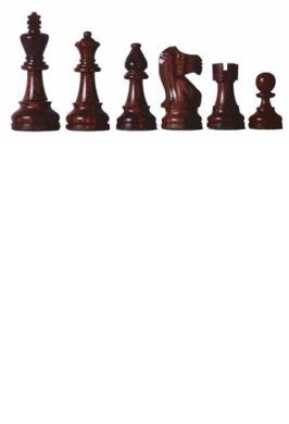 """ROSEWOOD PIECES AMERICAIN 3.75"""""""