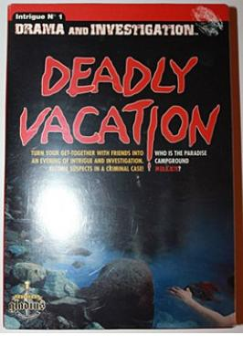 DRAMA INVESTIGATION - DEADLY VACATION