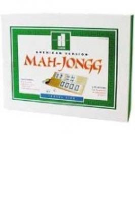 MAH JONGG WITH RACKS TRAVEL