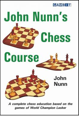 JOHN NUNN'S CHESS COURSE