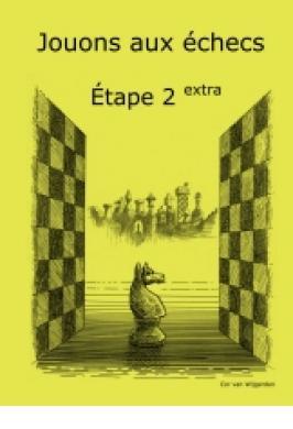 LIVRE DE TRAVAIL ETAPE 2 EXTRA