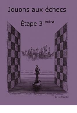 LIVRE DE TRAVAIL ETAPE 3 EXTRA
