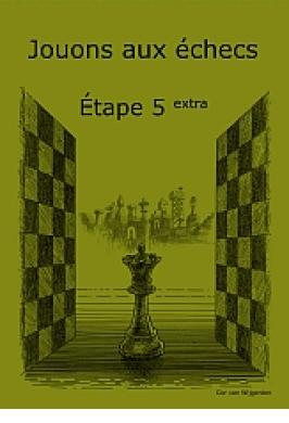 LIVRE DE TRAVAIL ETAPE 5 EXTRA