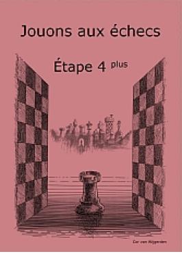 LIVRE DE TRAVAIL ETAPE 4 PLUS