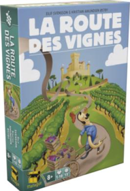 LA ROUTE DES VIGNES (FR)