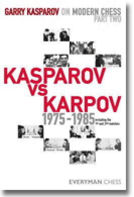 KASPAROV: ON KARPOV 1975-85 MO