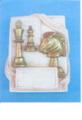 Chess Plaque Decorative