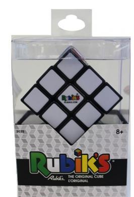 RUBIK'S CUBE 3 X 3 RECTANGLE PACKAGING