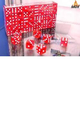 DICE RED 19MM (EACH)