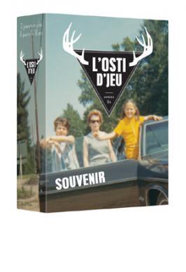 OSTI D'JEU, EXT SOUVENIR