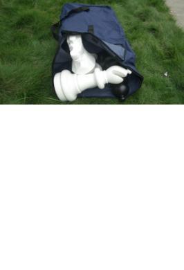 Bag to Transport Patio Pieces