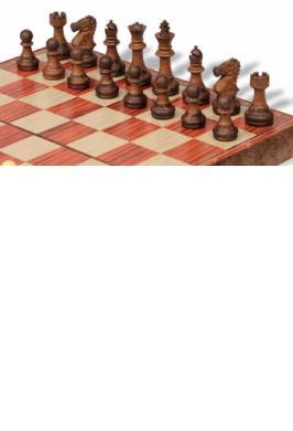 MAGNETIC CHESS SET KING 5.3CM