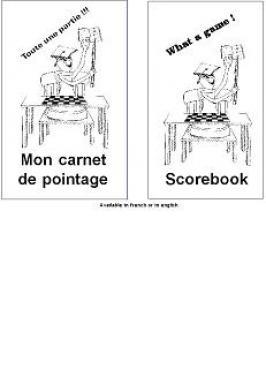 SCOREBOOK FOR CHILDREN